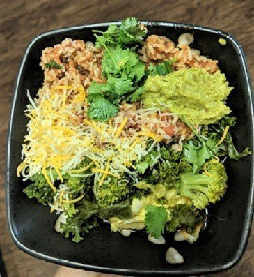 Lazy One Dish Mexican Rice
