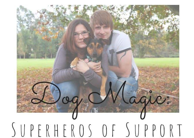 Dog Magic: Superheros of Support