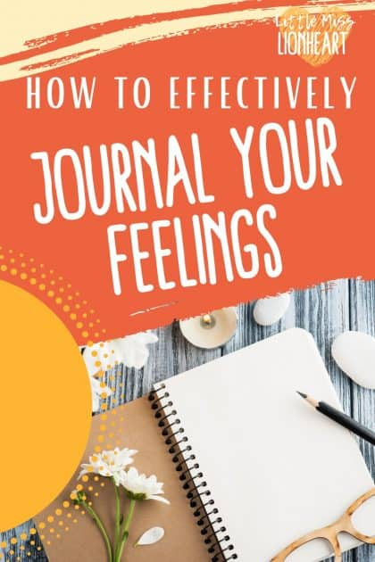 Expressive Writing Techniques to Journal Your Feelings. How to Effectively Journal Your Feelings with 4 out of the box expressive writing techniques that get you to emotional release. These Journaling tips are writing tips that heal