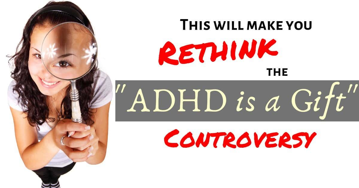 ADHD: Disorder or Gift? It's a Dialectic