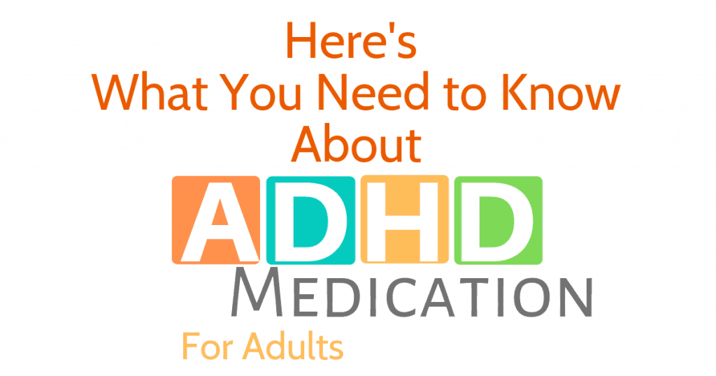 Blog post ADHD medication for adults