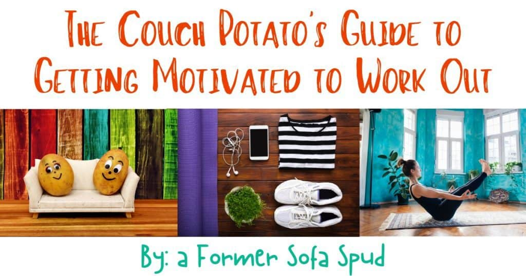 couch potato workout motivation feature image