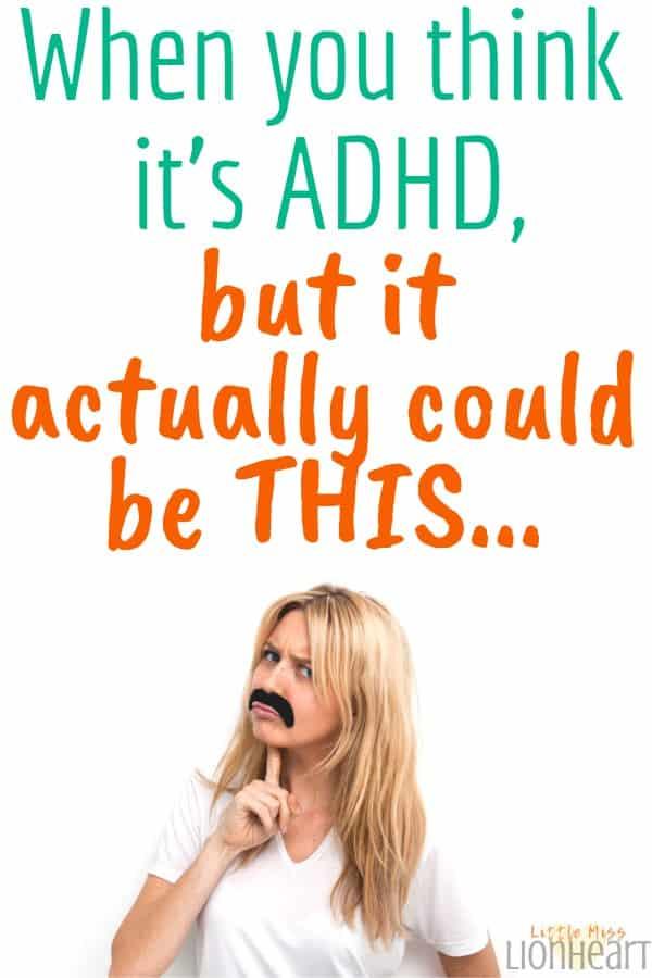 ADHD, Celiac, or Gluten Sensitive