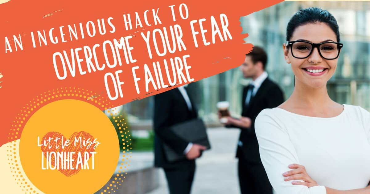 I came up with this framework for overcoming your fear of failure. It's called the experiment and it will change your world! Here's what you need to know.