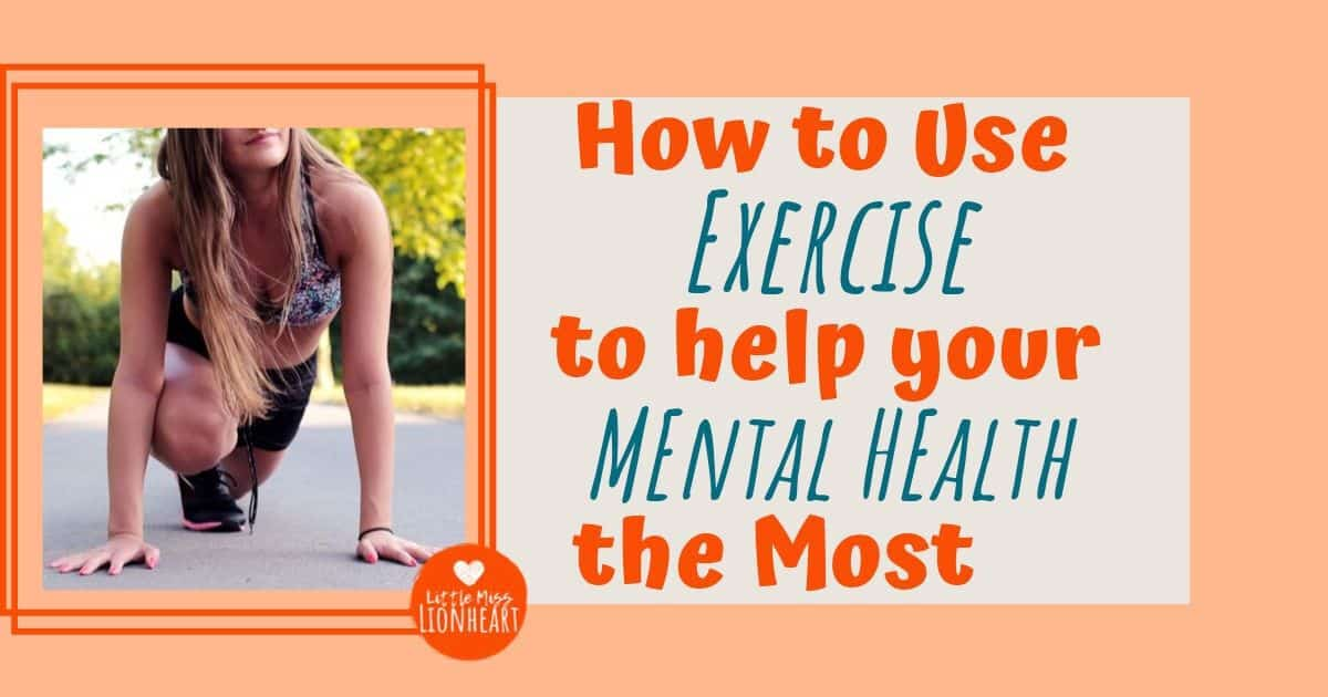 The Best Exercise for your mental health. Fast and Easy ways to anxiety relief, a better mood, increased focus and attention, more motivation to stop procrastinating. Practical exercises to get you the mental health benefits that you need.