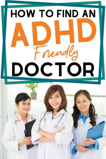 Trying to find out if you have ADHD or get the right ADHD treatment once you find out can be a nightmare. Here's how to find an ADHD friendly Doctor.