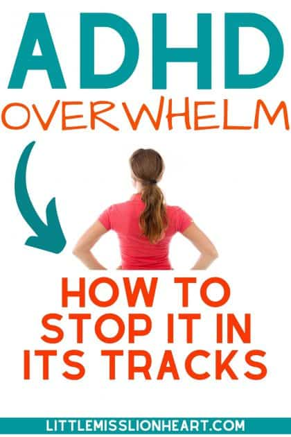 Overwhelm is a common ADHD symptom for all of us. And it's a big reason that we struggle to be more productive and get things done.Here's what to do when you are feeling overwhelmed and you've got ADHD. Let's stop it in its tracks!