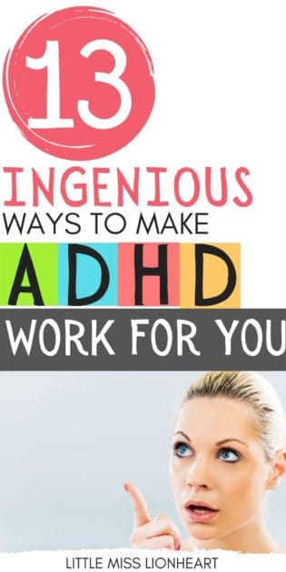 How to Make ADHD work for you with a holistic approach to ADHD