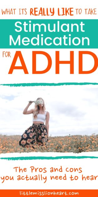 What it's really like to take ADHD medication: pros and cons